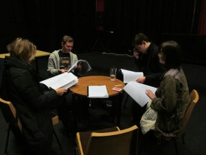 Table reading 2